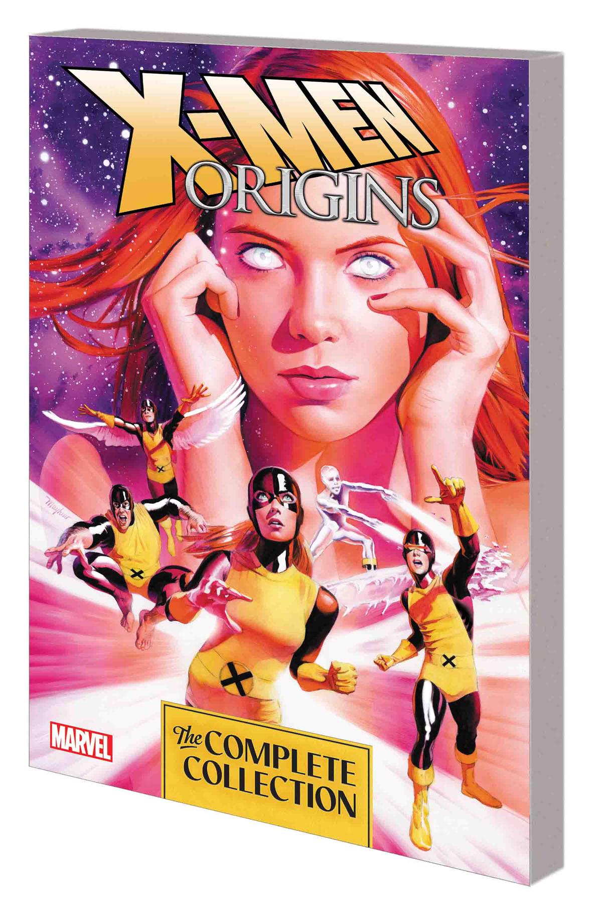 X-MEN ORIGINS COMPLETE COLLECTION TP