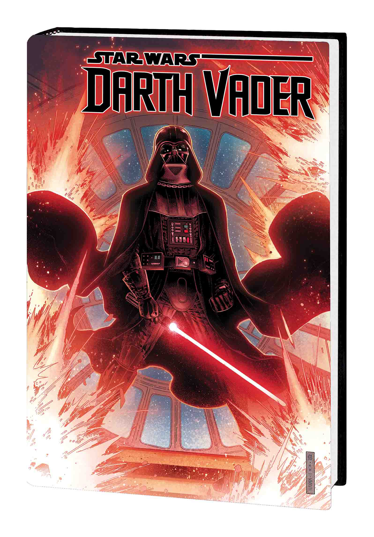 STAR WARS DARTH VADER DARK LORD SITH HC VOL 01 [2017 #1-12]