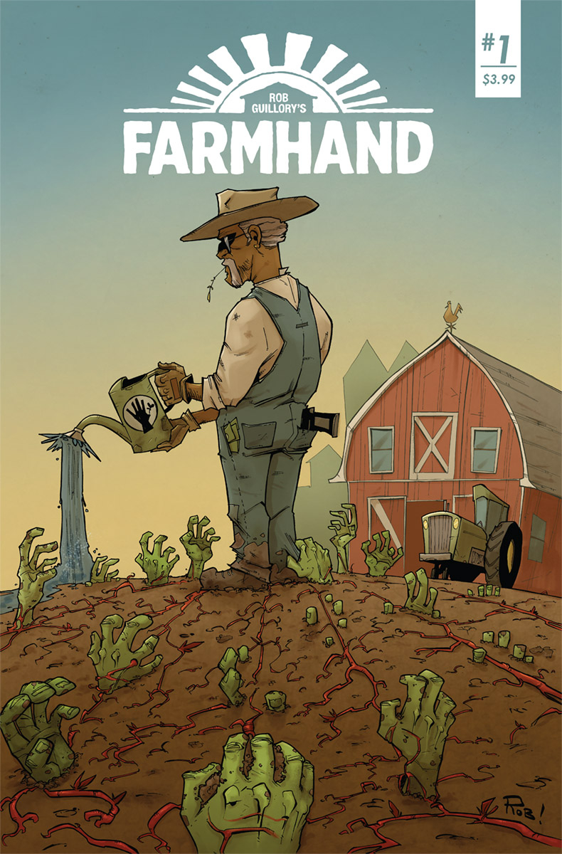 FARMHAND #1 (MR)