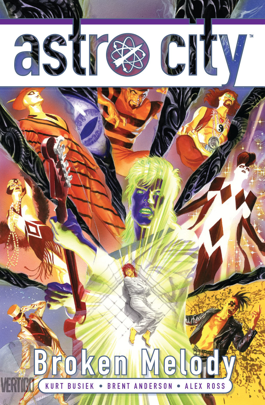 ASTRO CITY BROKEN MELODY HC