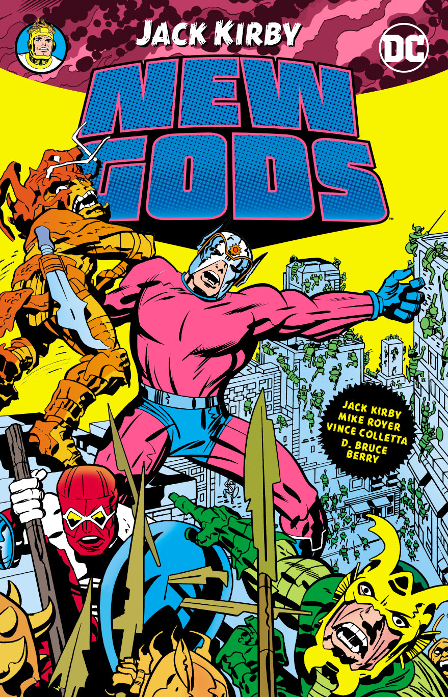 NEW GODS BY JACK KIRBY TP