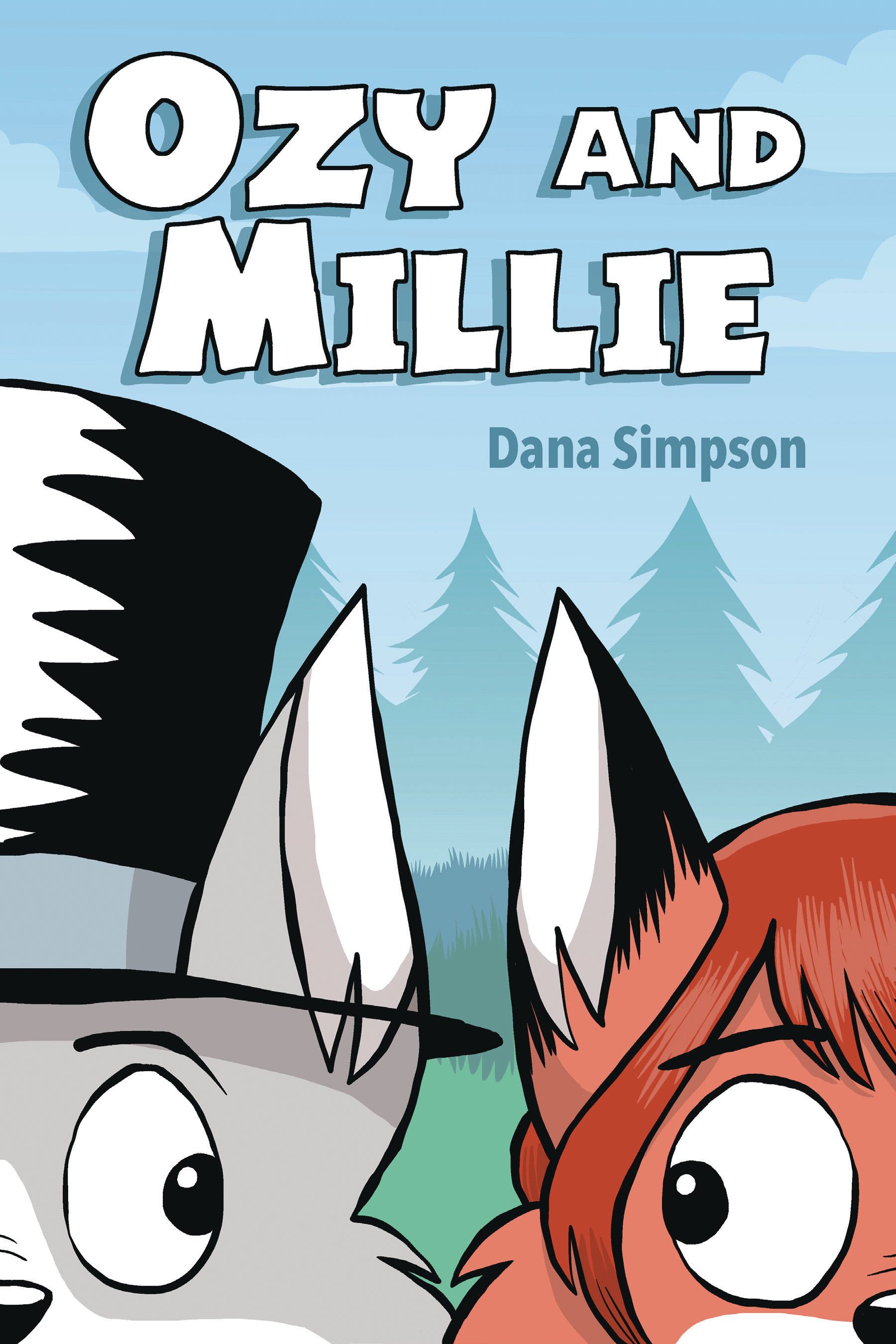 OZY AND MILLIE YR GN VOL 01
