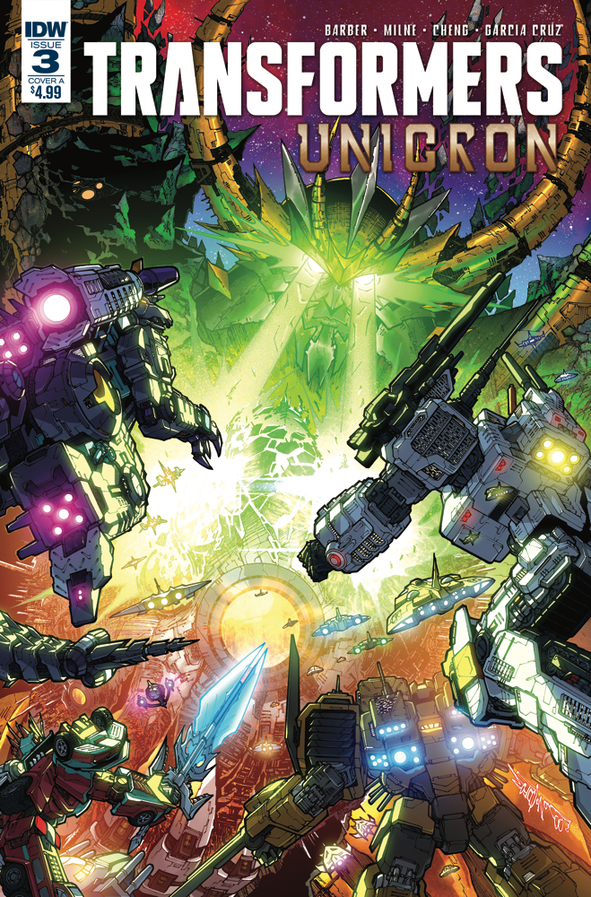 Image result for transformer unicron issue 3
