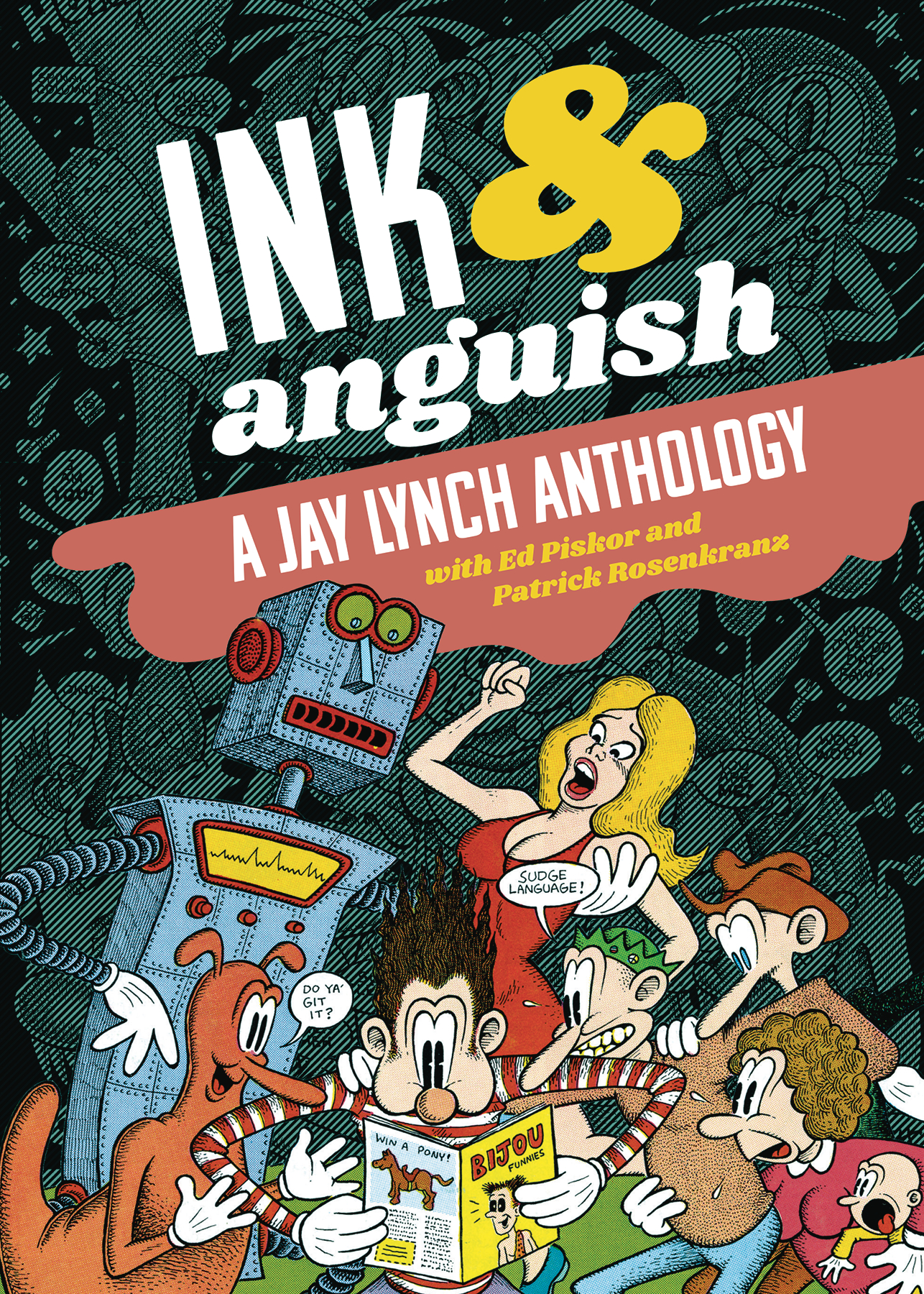 INK & ANGUISH TP JAY LYNCH ANTHOLOGY