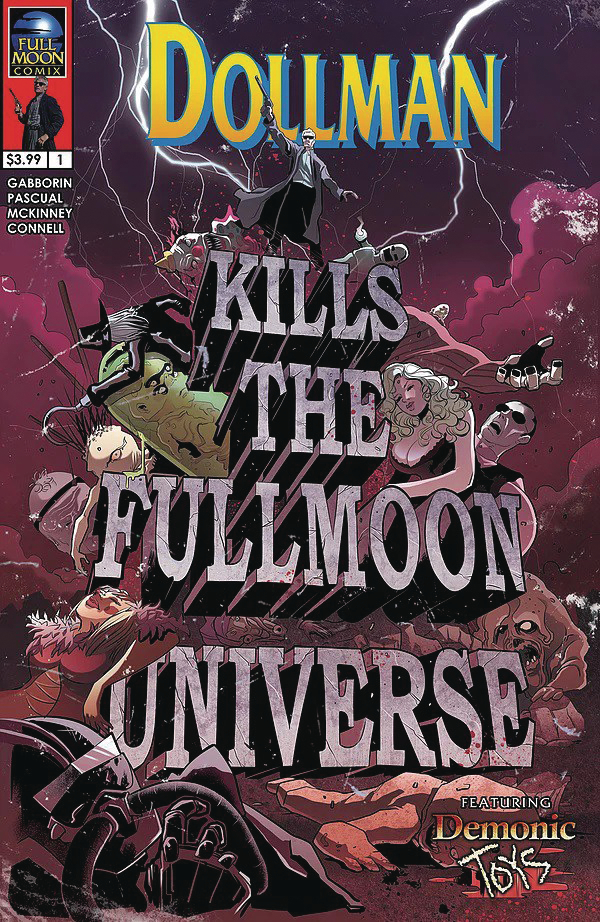 DOLLMAN KILLS THE FULL MOON UNIVERSE #1 CVR C PASCUAL