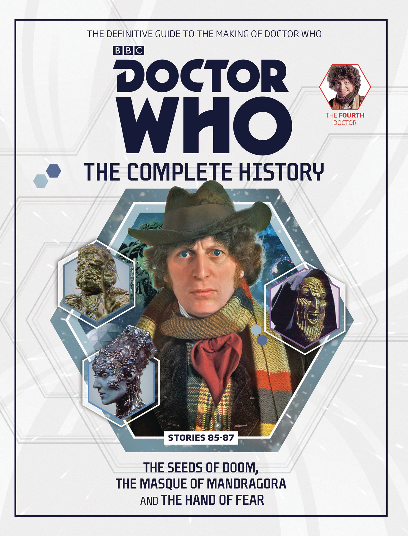 DOCTOR WHO COMP HIST HC VOL 77 4TH DOCTOR STORIES 85-87
