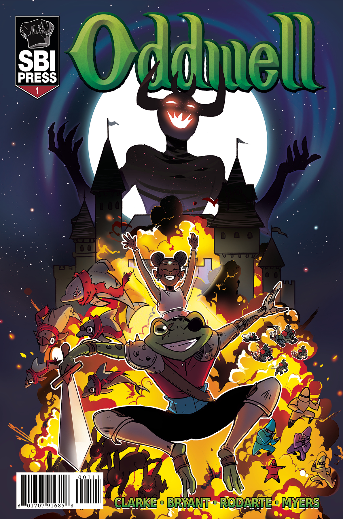 Image result for oddwell #1