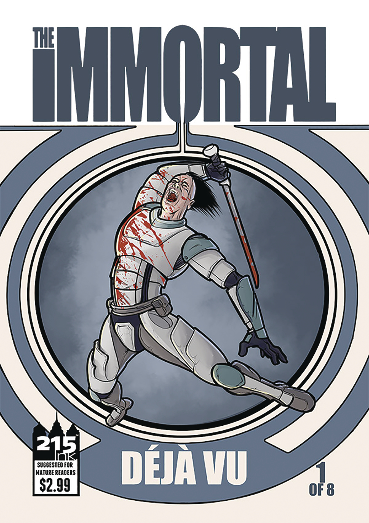 IMMORTAL VOL 01 (OF 8)