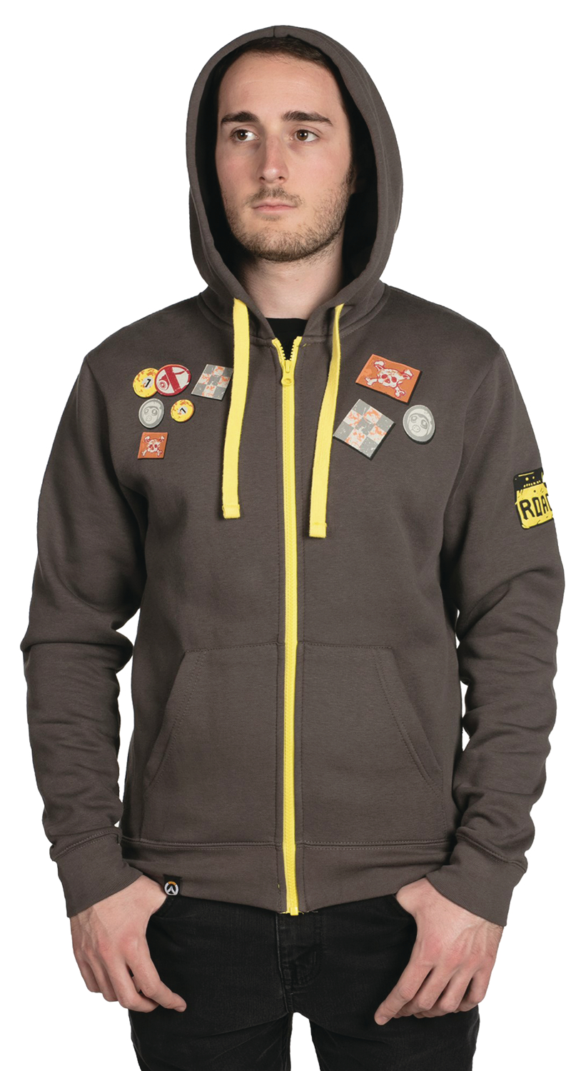 OVERWATCH ROADHOG ULTIMATE HOODIE MED