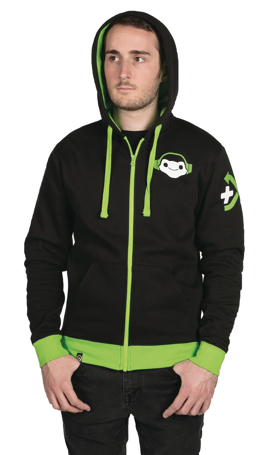 OVERWATCH LUCIO ULTIMATE HOODIE SM