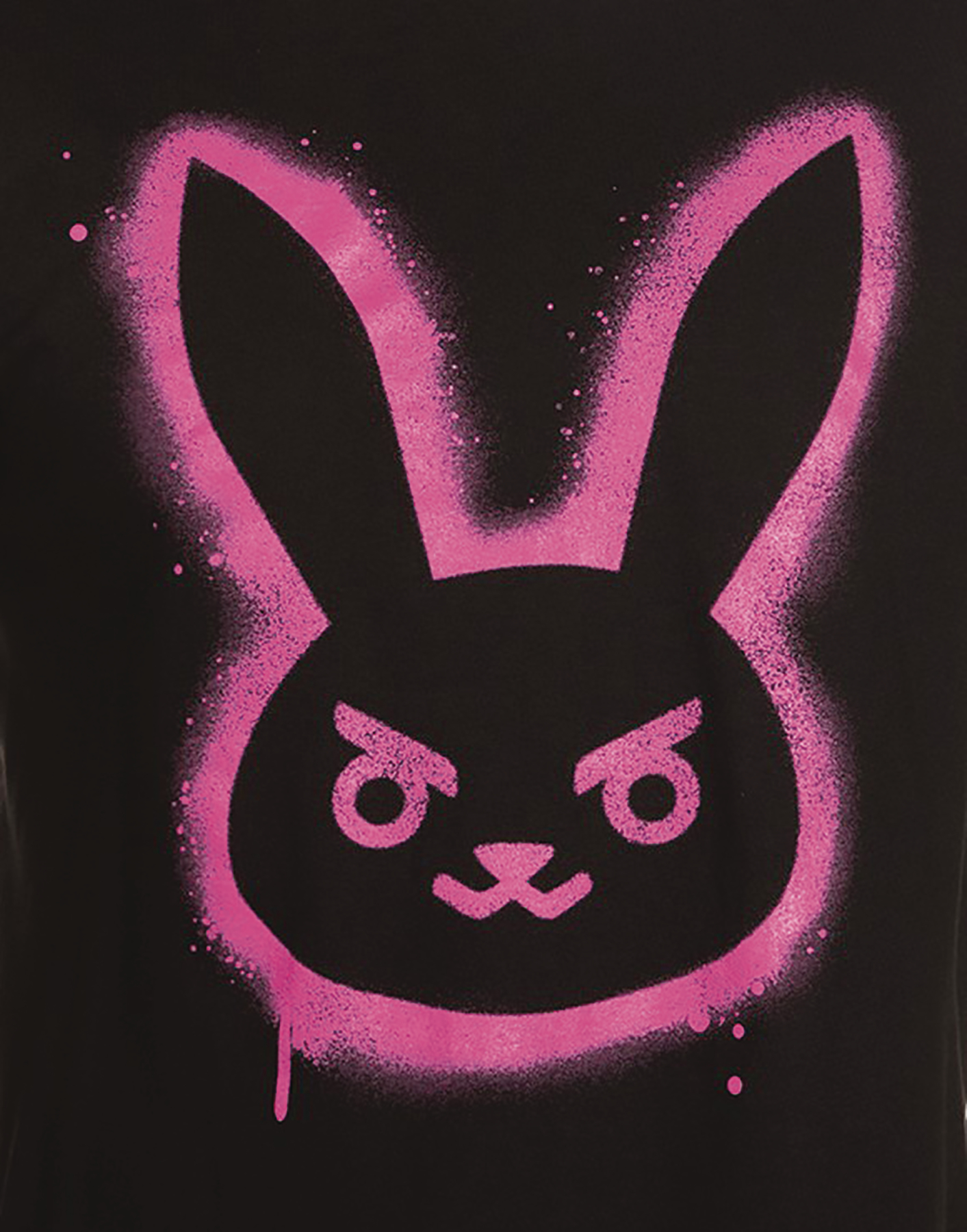 OVERWATCH MENS DVA SPRAY T/S XXL