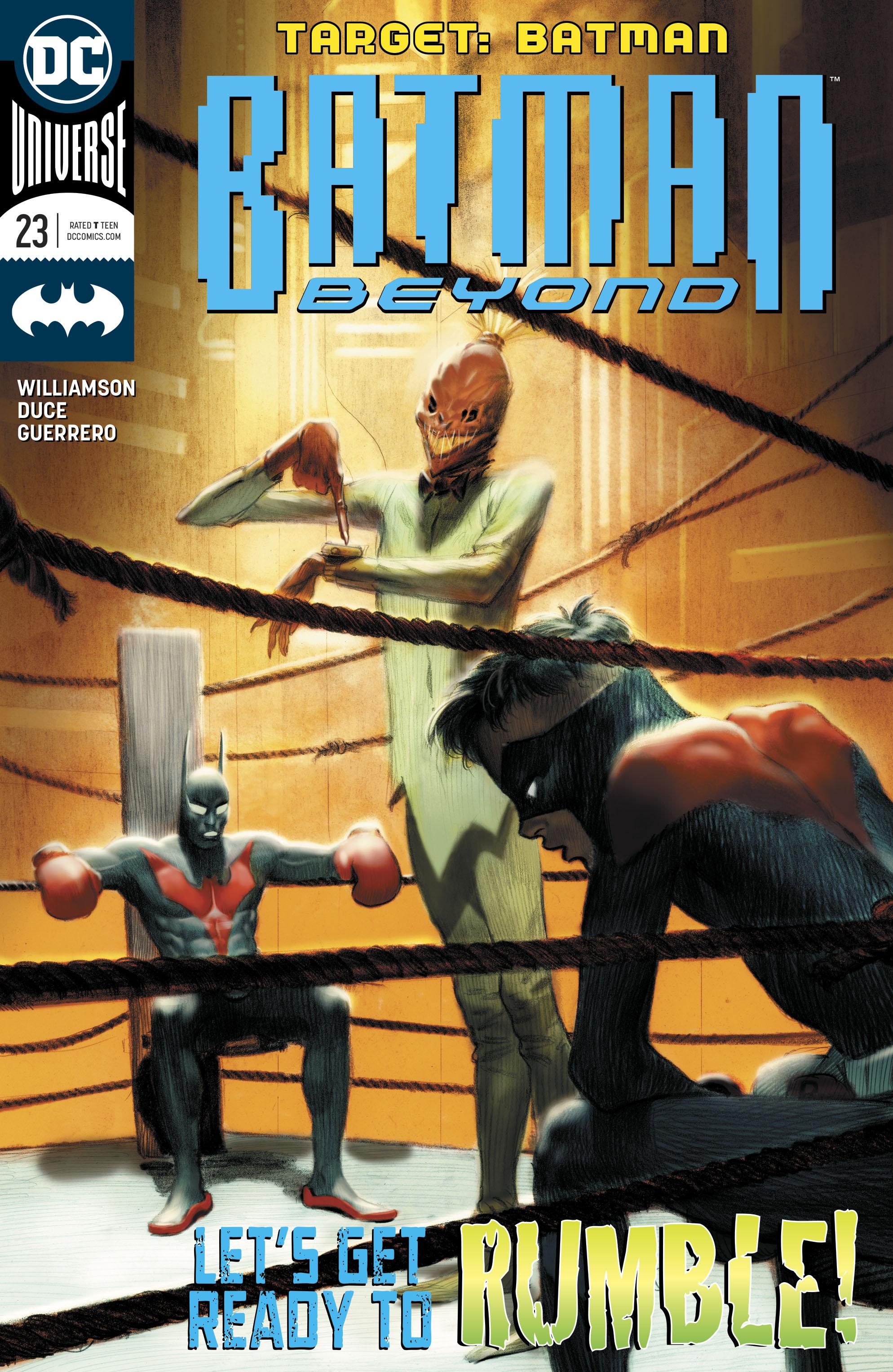 BATMAN BEYOND #23