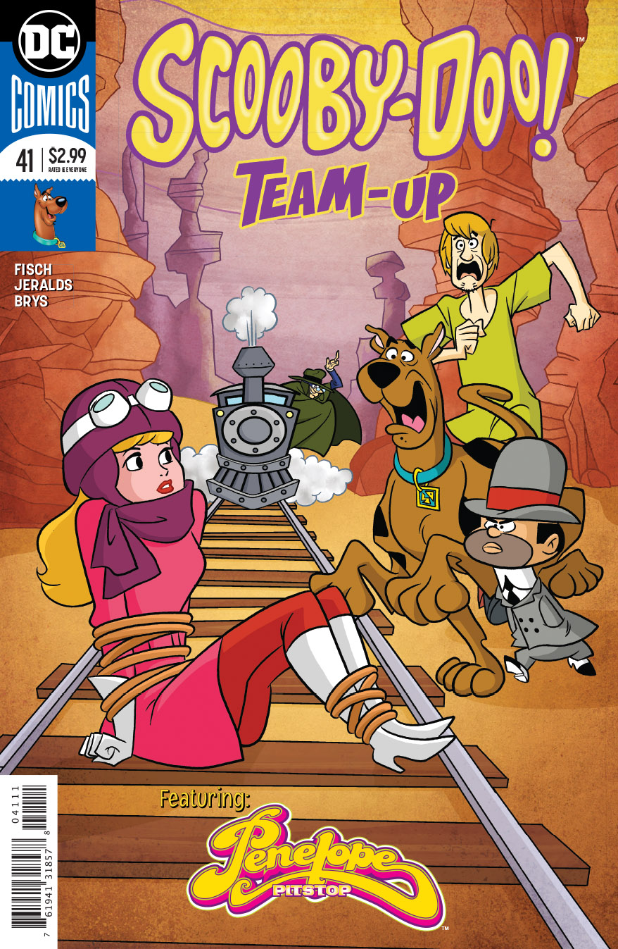 SCOOBY DOO TEAM UP #41