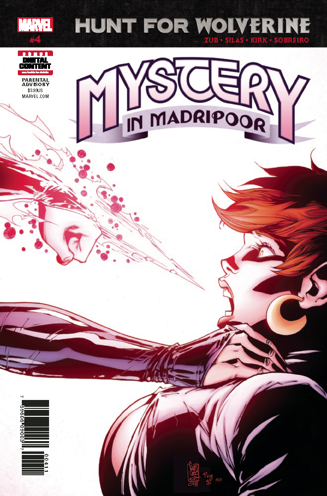HUNT FOR WOLVERINE MYSTERY MADRIPOOR #4 (OF 4)