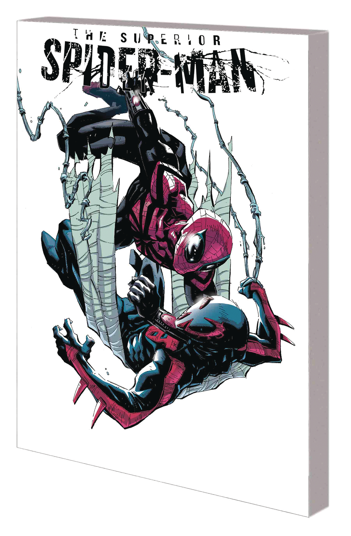 SUPERIOR SPIDER-MAN TP VOL 02 COMPLETE COLLECTION