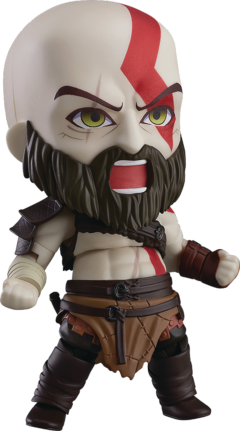 GOD OF WAR KRATOS NENDOROID AF