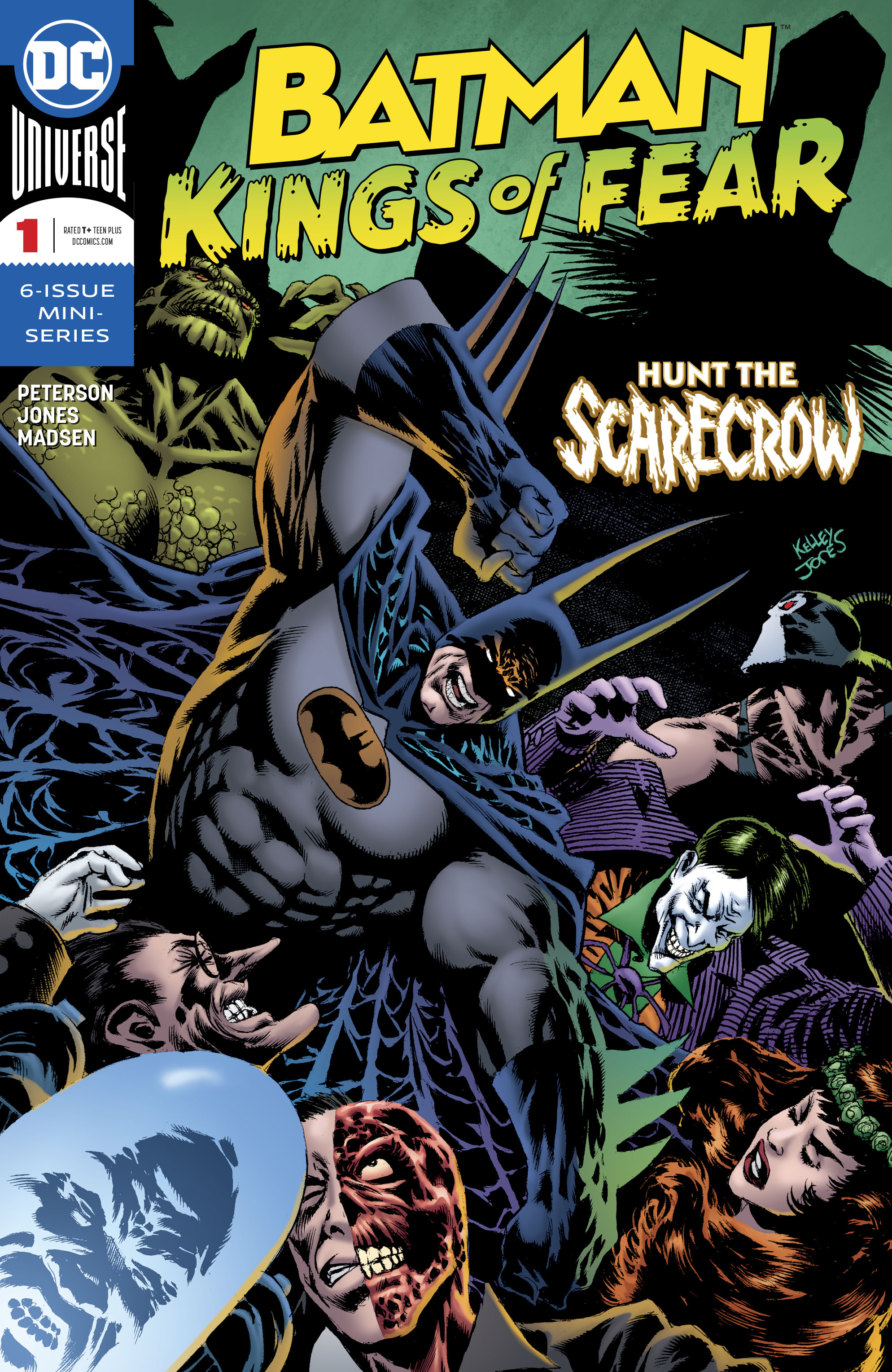 BATMAN KINGS OF FEAR #1 (OF 6)