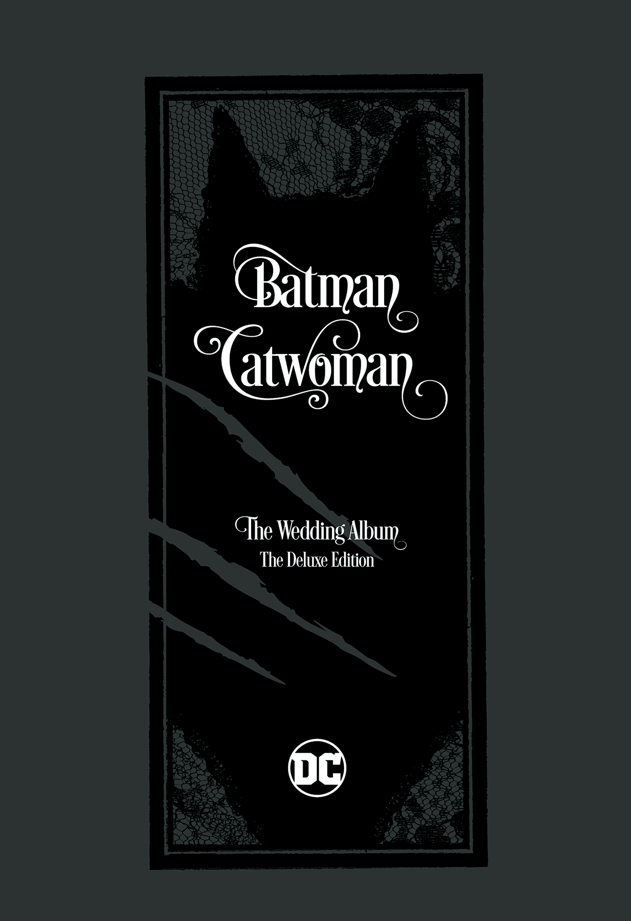 BATMAN CATWOMAN THE WEDDING ALBUM DELUXE ED HC