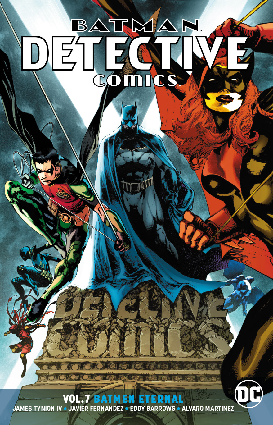 BATMAN DETECTIVE COMICS TP VOL 07 BATMEN ETERNAL