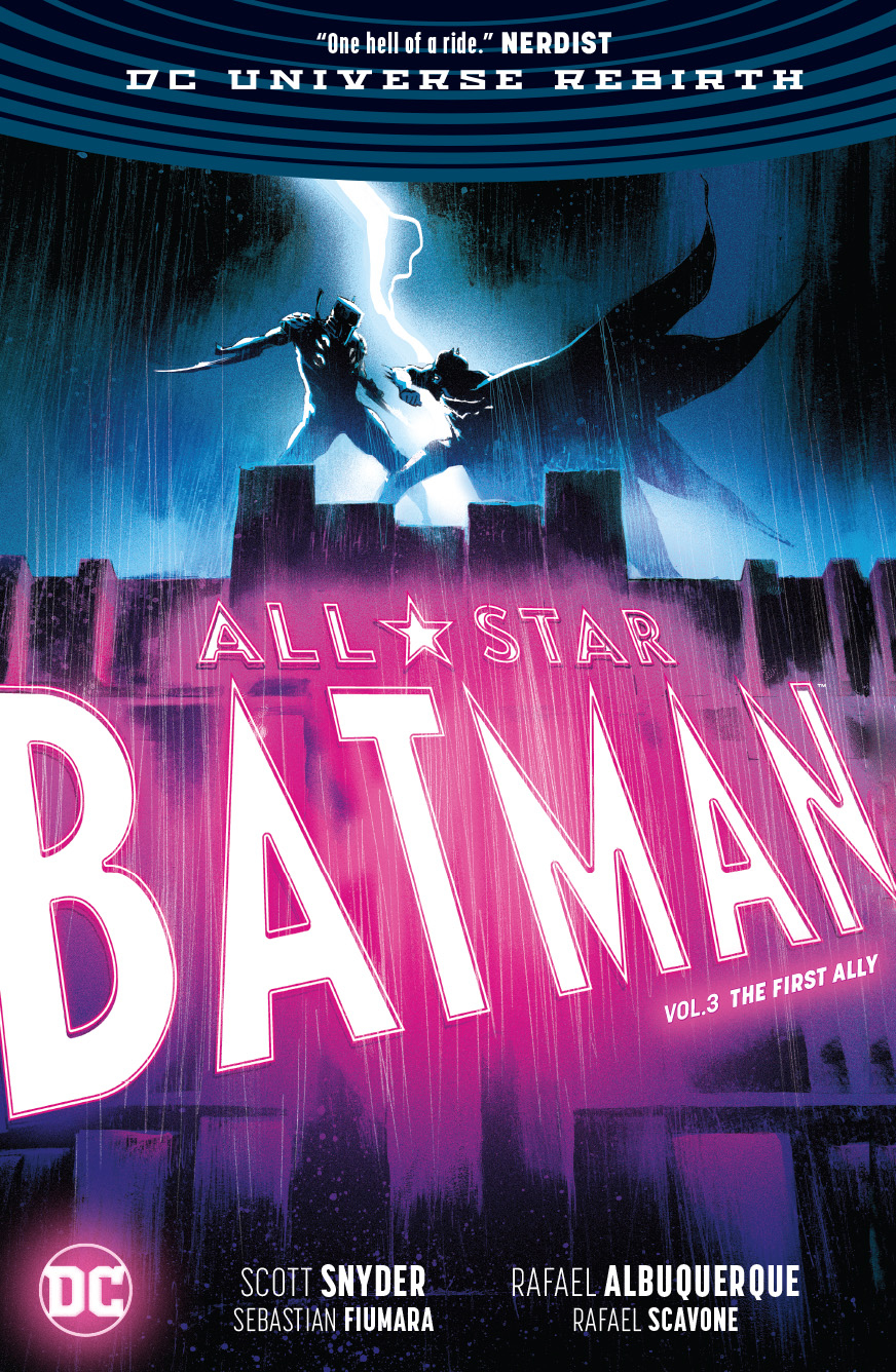 ALL STAR BATMAN TP VOL 03 THE FIRST ALLY