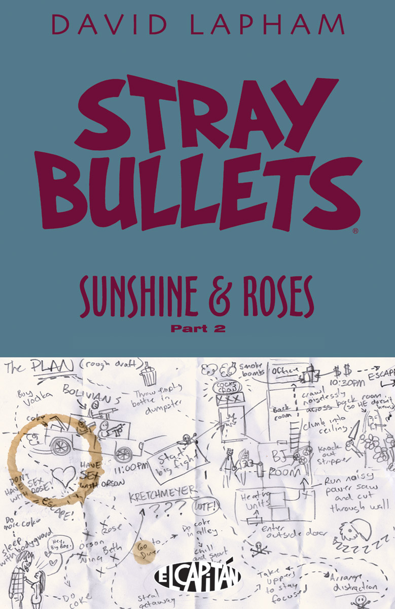 STRAY BULLETS SUNSHINE & ROSES TP VOL 02 (JUN180257) (MR)