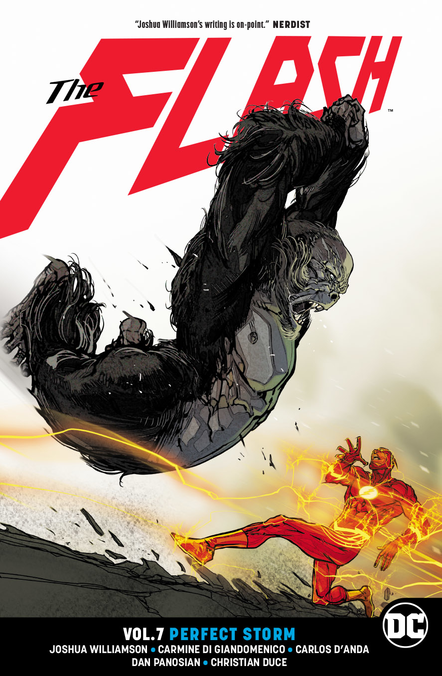 FLASH TP VOL 07 PERFECT STORM