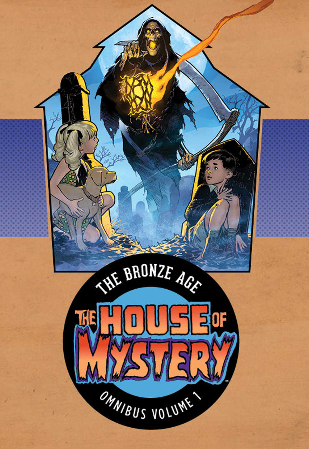 HOUSE OF MYSTERY THE BRONZE AGE OMNIBUS HC VOL 01