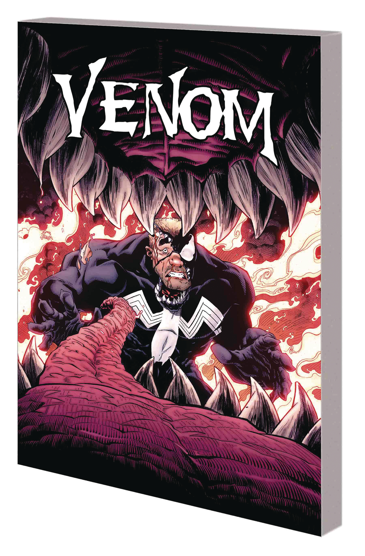 VENOM TP VOL 04 NATIVITY