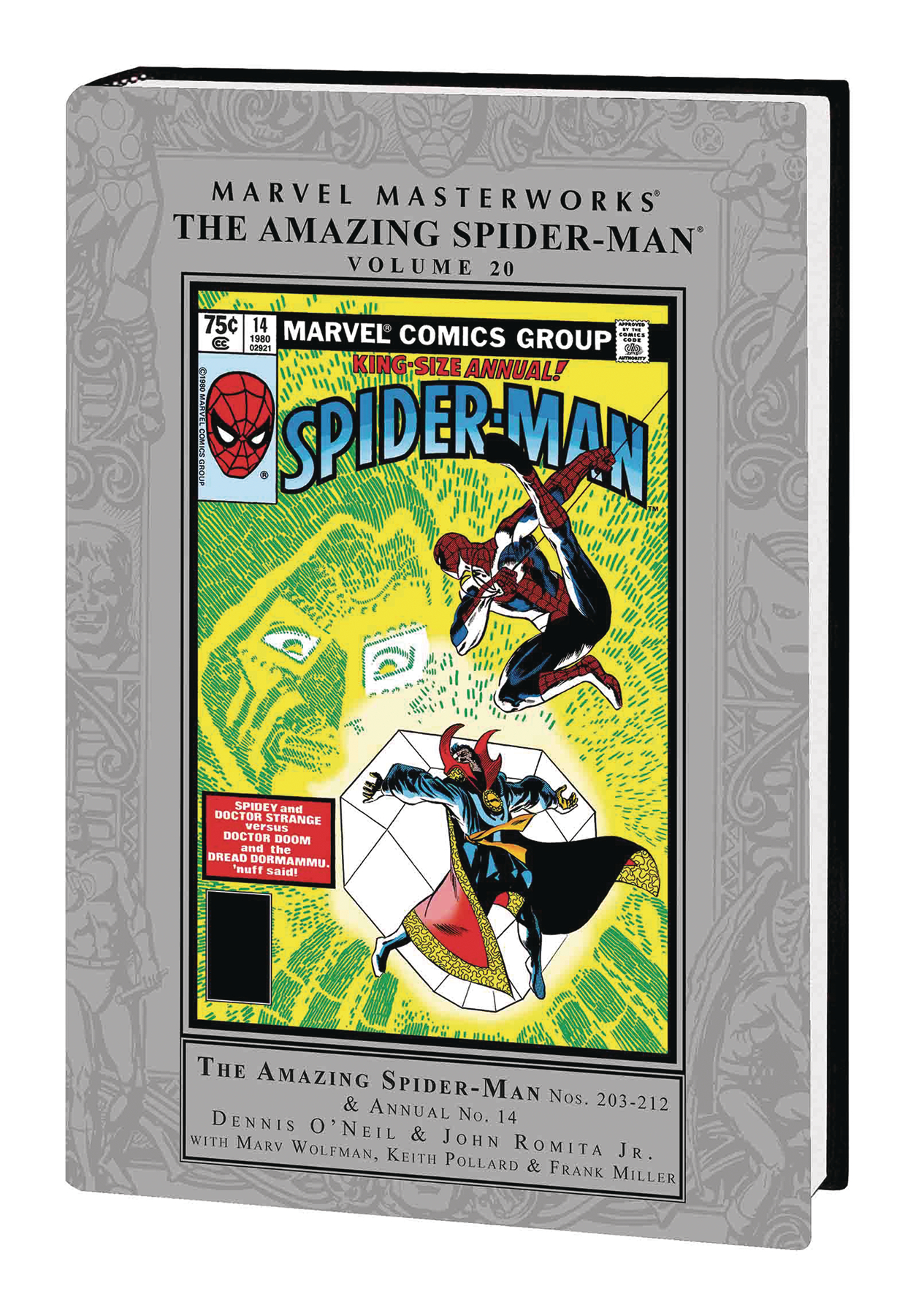 MMW AMAZING SPIDER-MAN HC VOL 20
