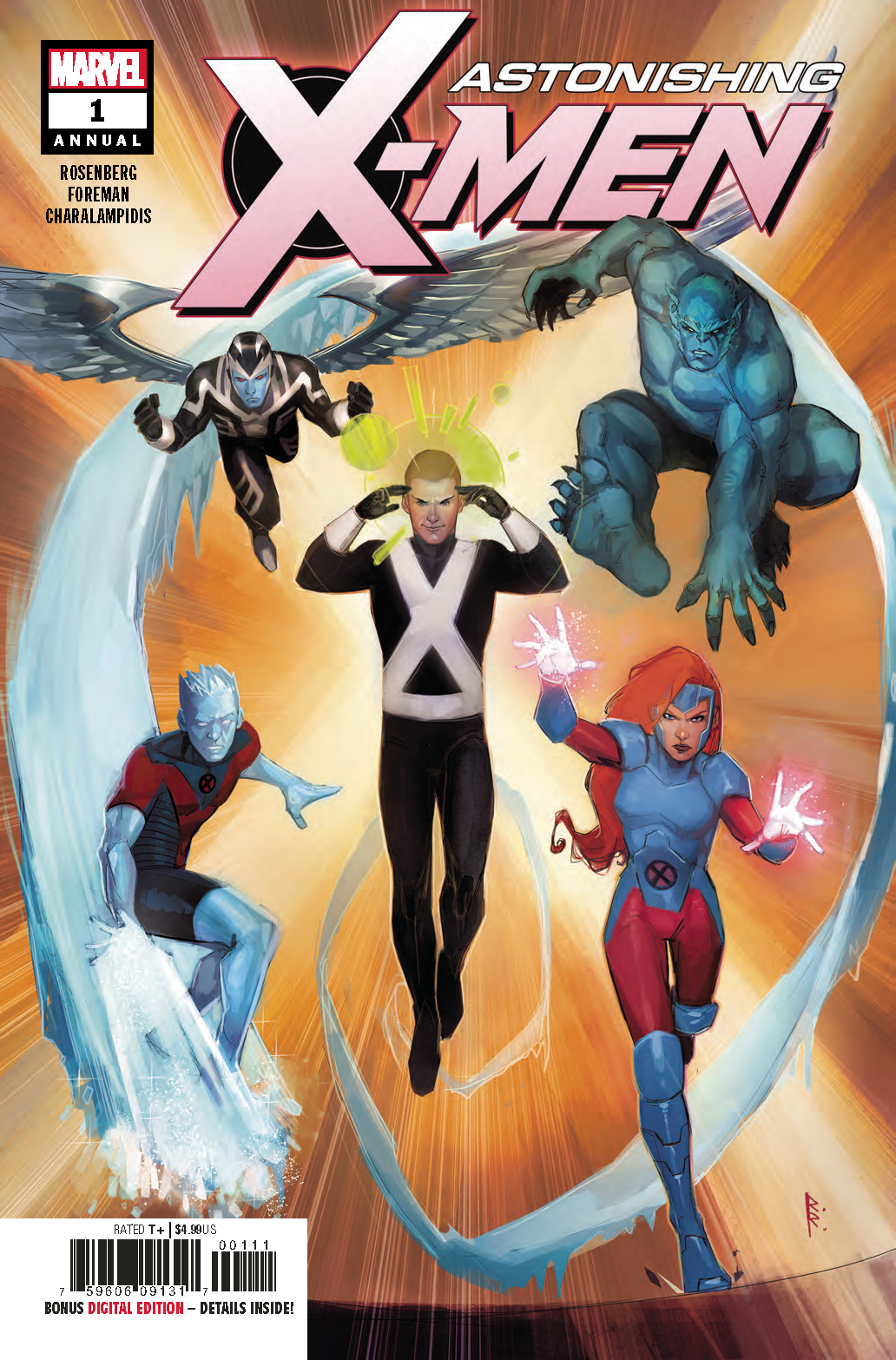 ASTONISHING X-MEN ANNUAL #1