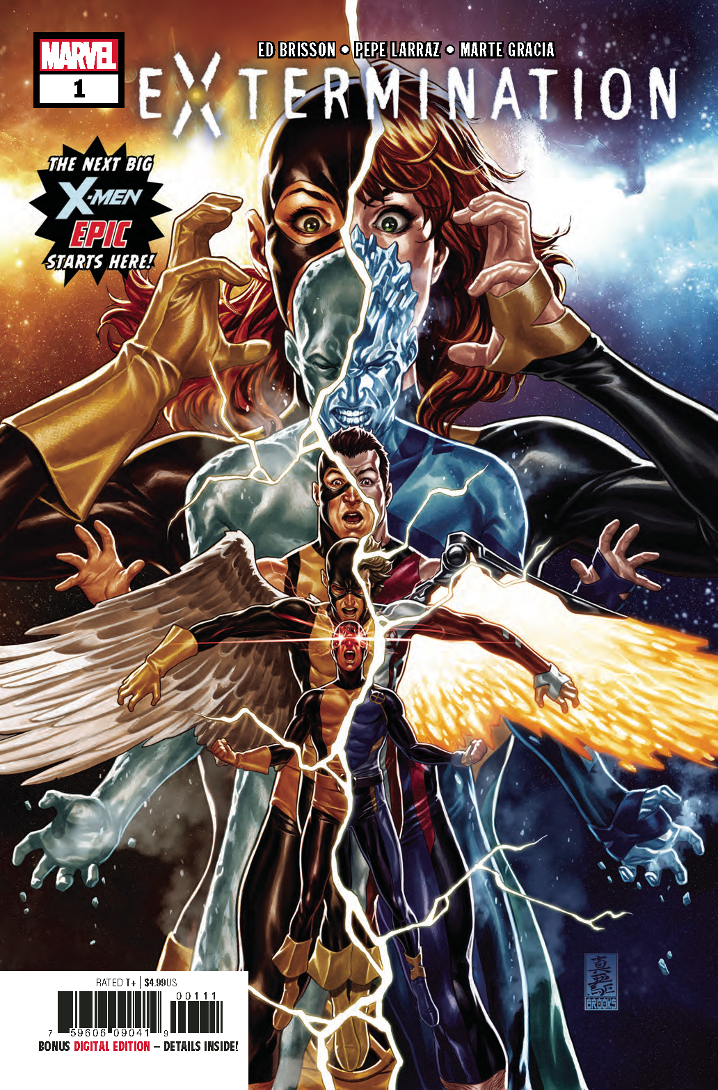 EXTERMINATION #1 (OF 5)