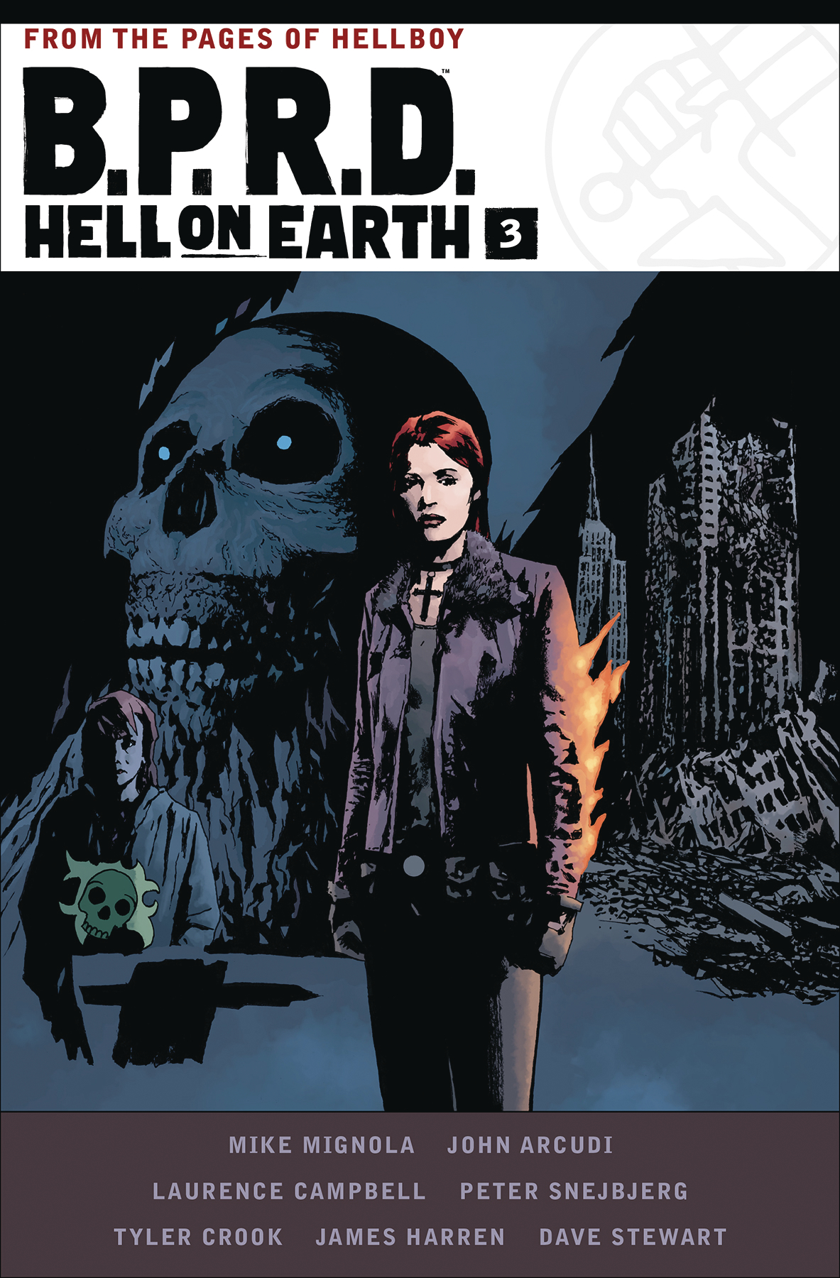 BPRD HELL ON EARTH HC VOL 03