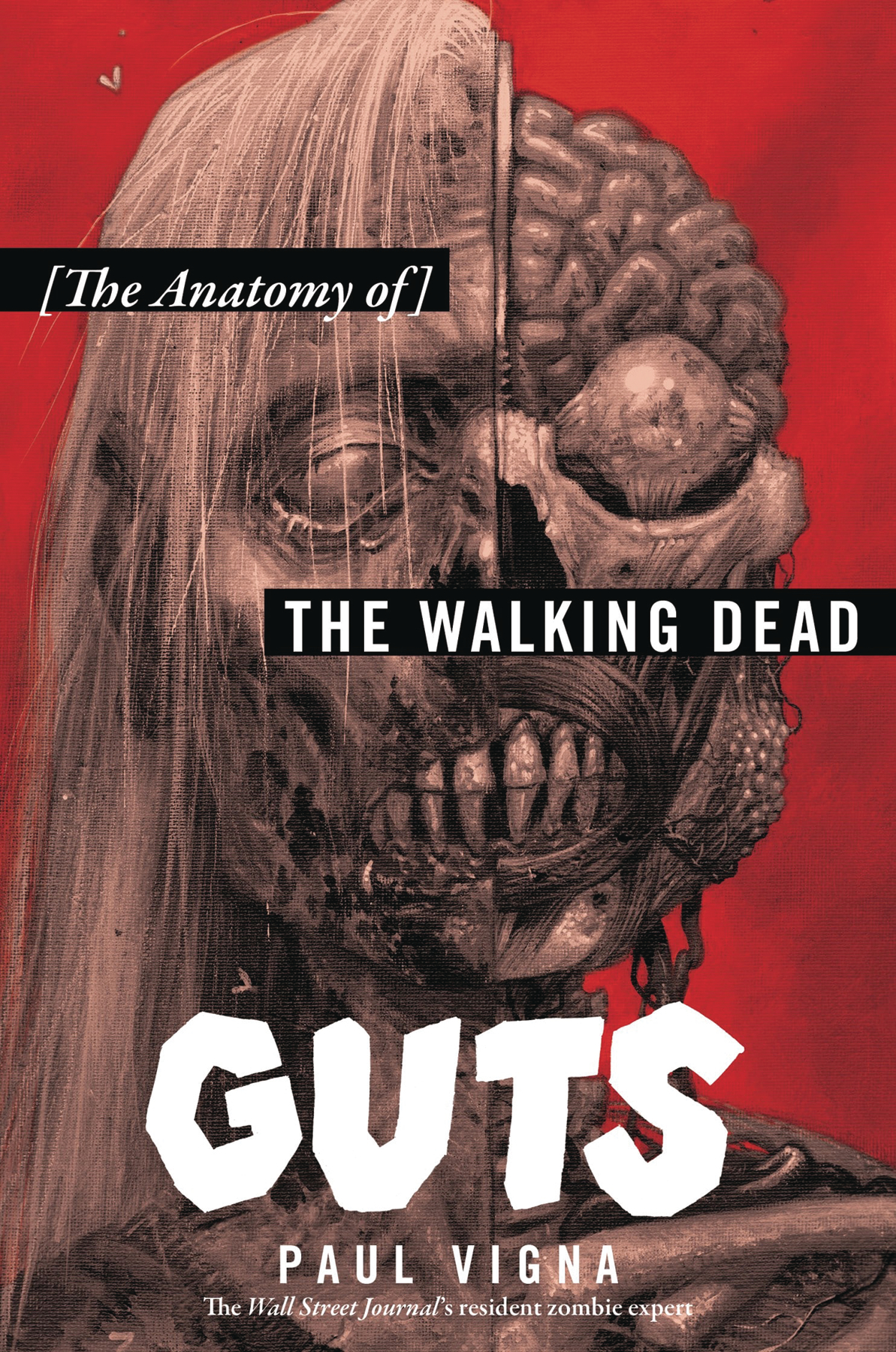GUTS ANATOMY OF WALKING DEAD SC