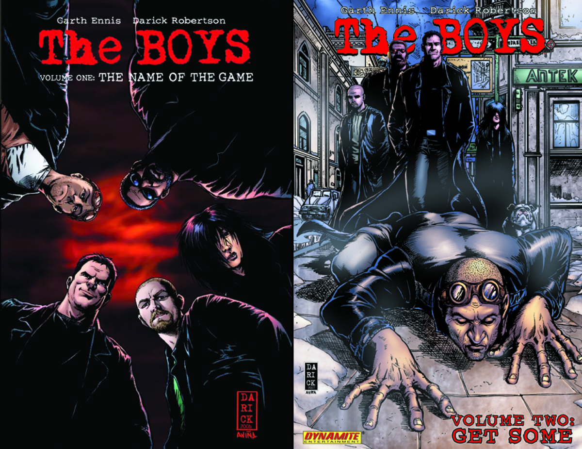 BOYS TP VOL 02 GET SOME SGN ED (MR)