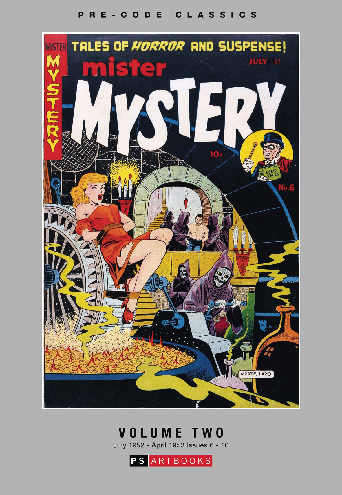 PRE CODE CLASSICS MISTER MYSTERY HC VOL 02