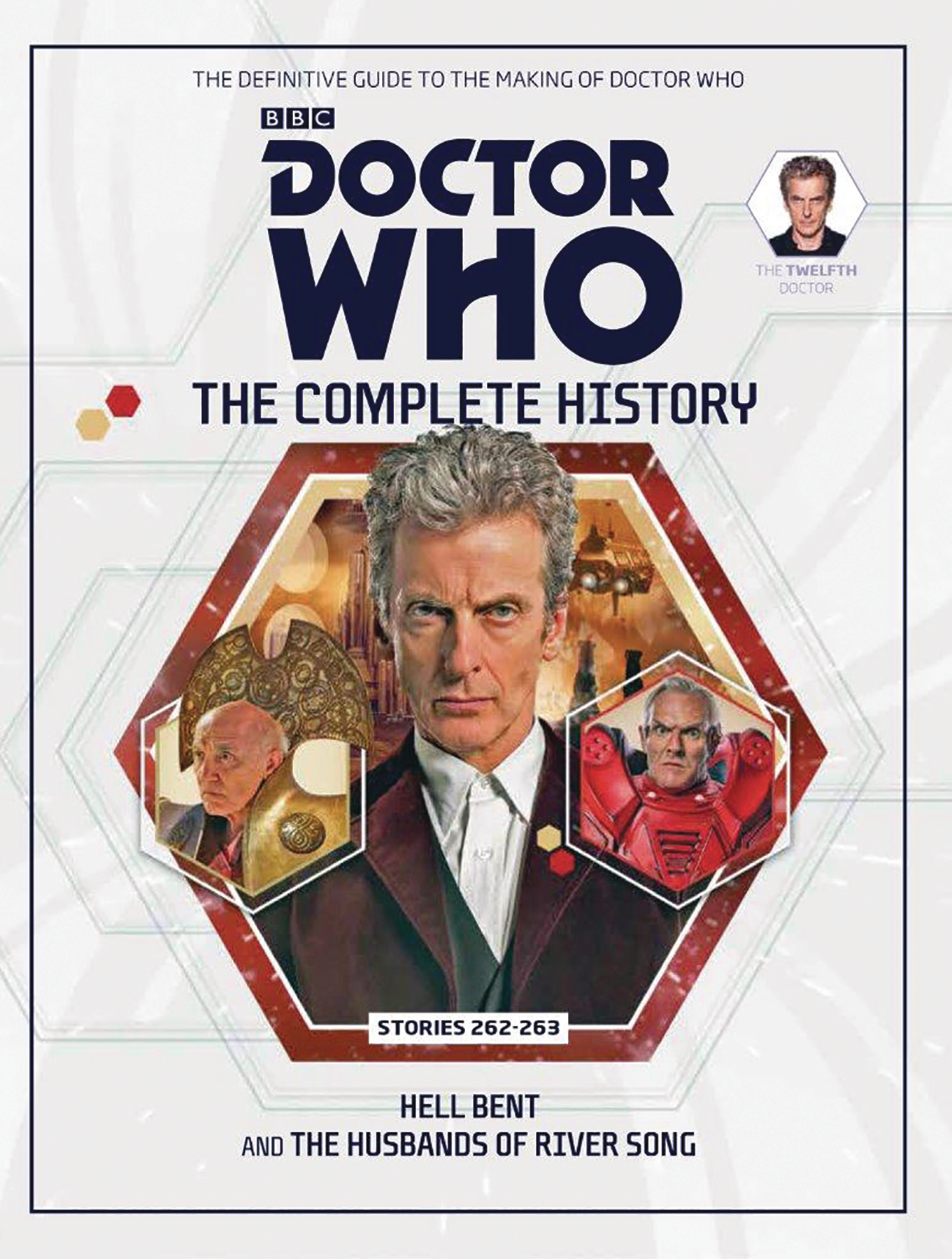 DOCTOR WHO COMP HIST HC VOL 80 12TH DOCTOR STORIES 262-263 (
