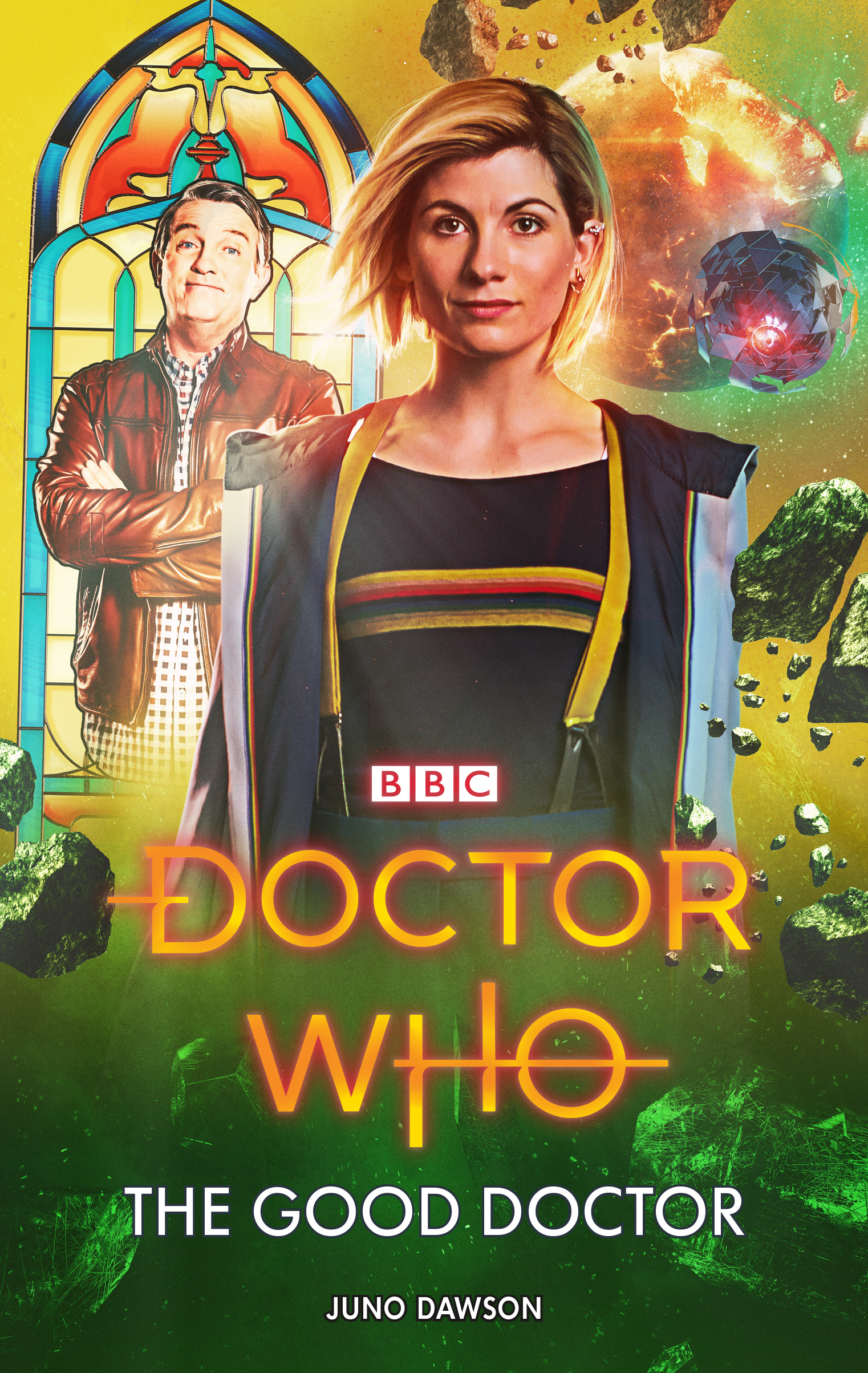 DOCTOR WHO GOOD DOCTOR HC