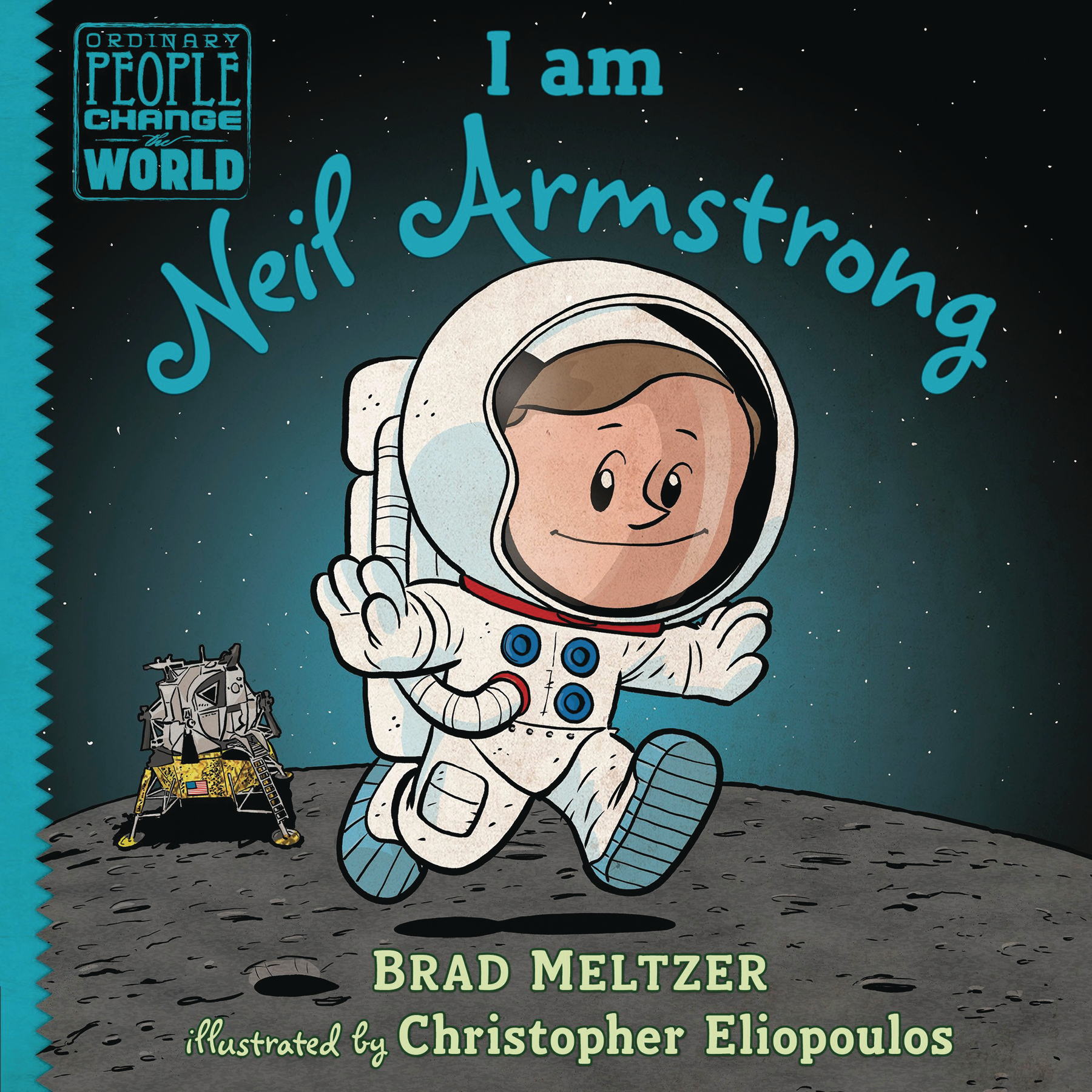 I AM NEIL ARMSTRONG YR HC