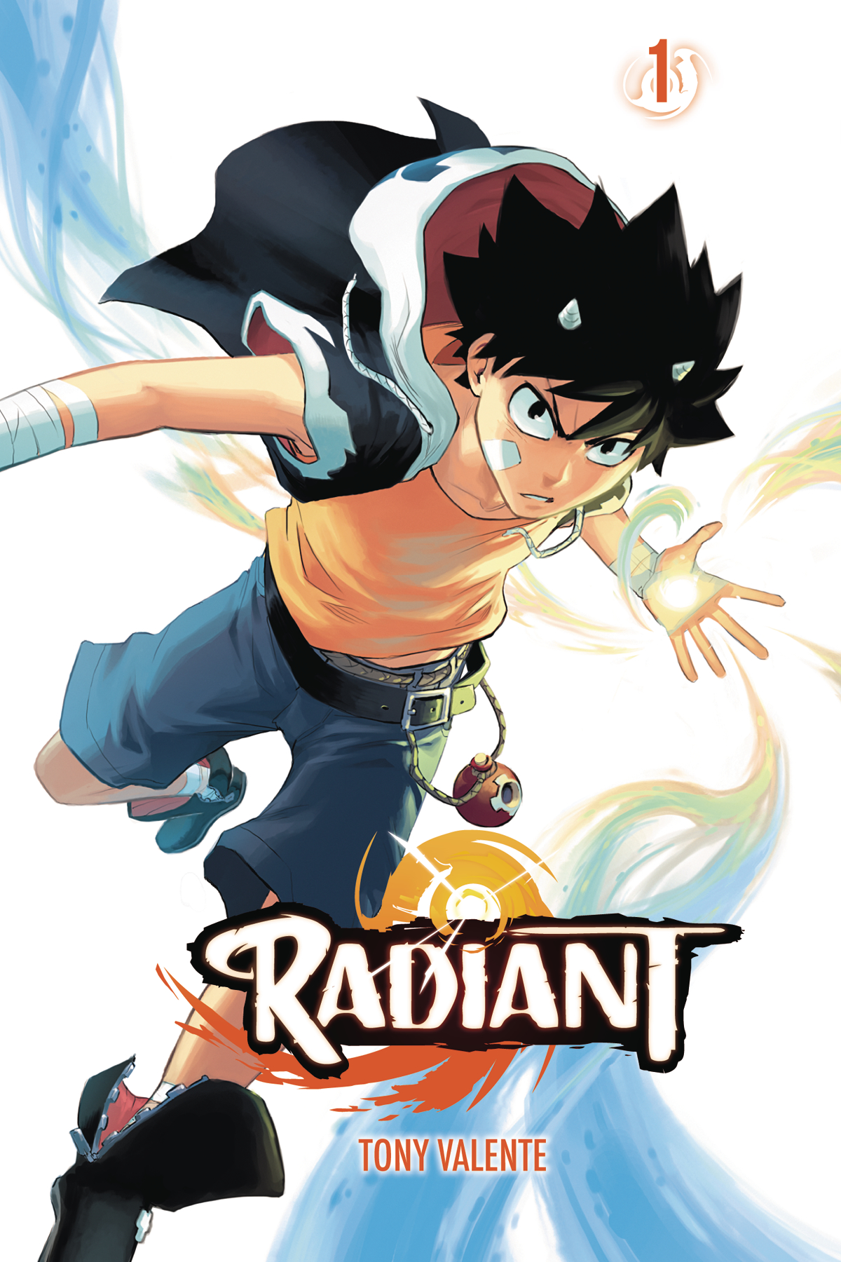 RADIANT GN VOL 01