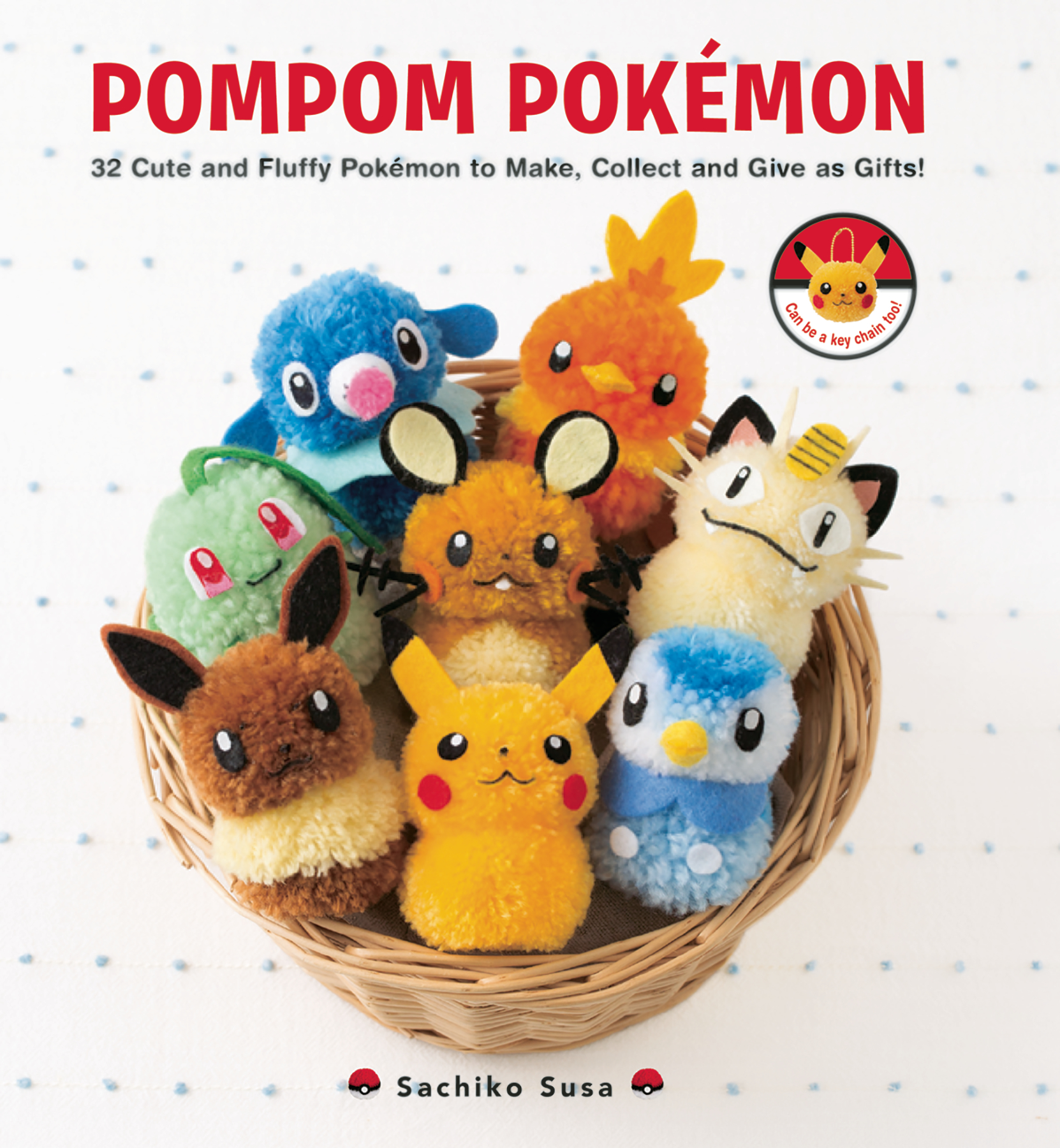 POMPOM POKEMON SC CRAFT