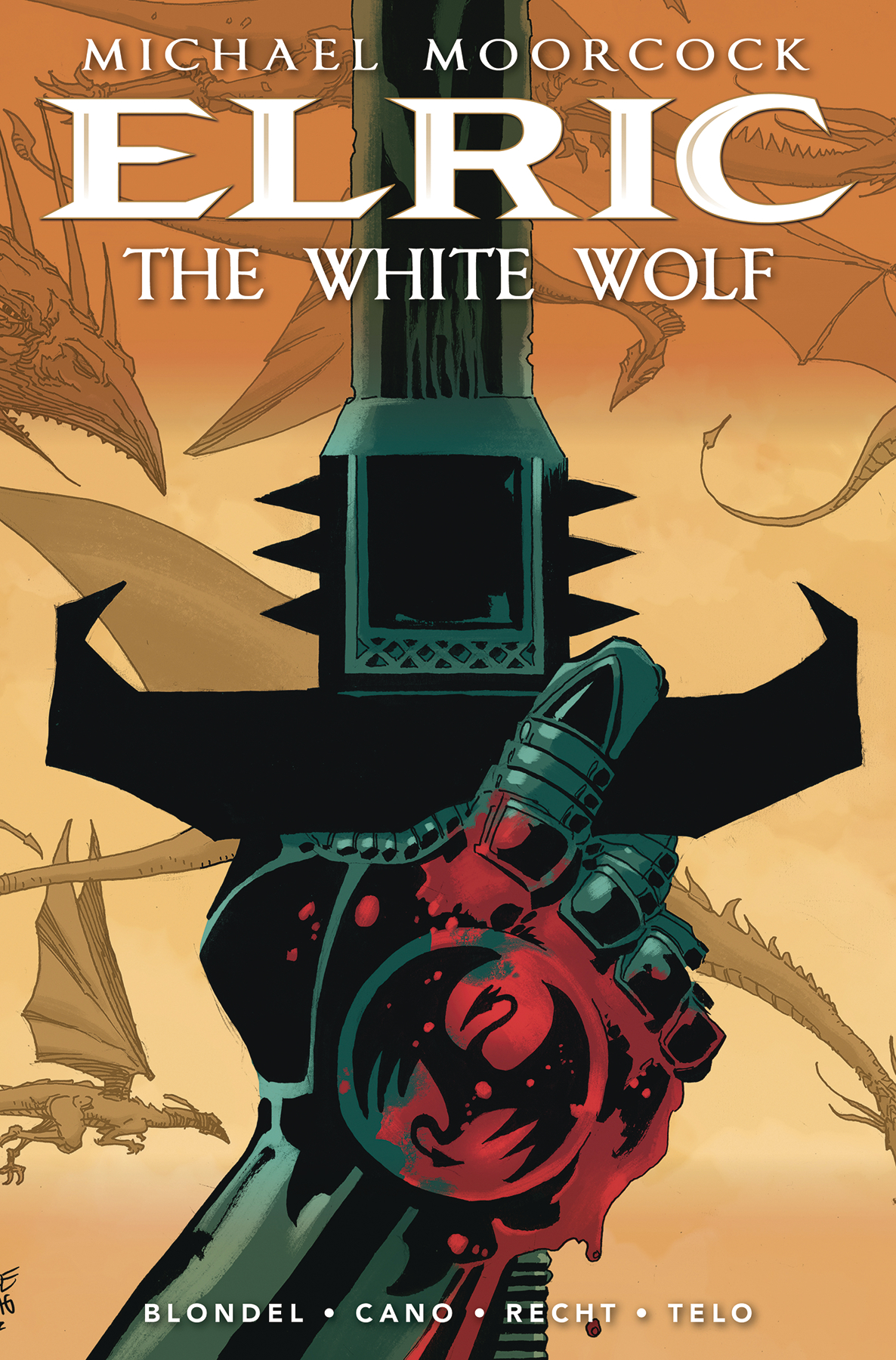 ELRIC WHITE WOLF #1 (OF 2) CVR A SALE