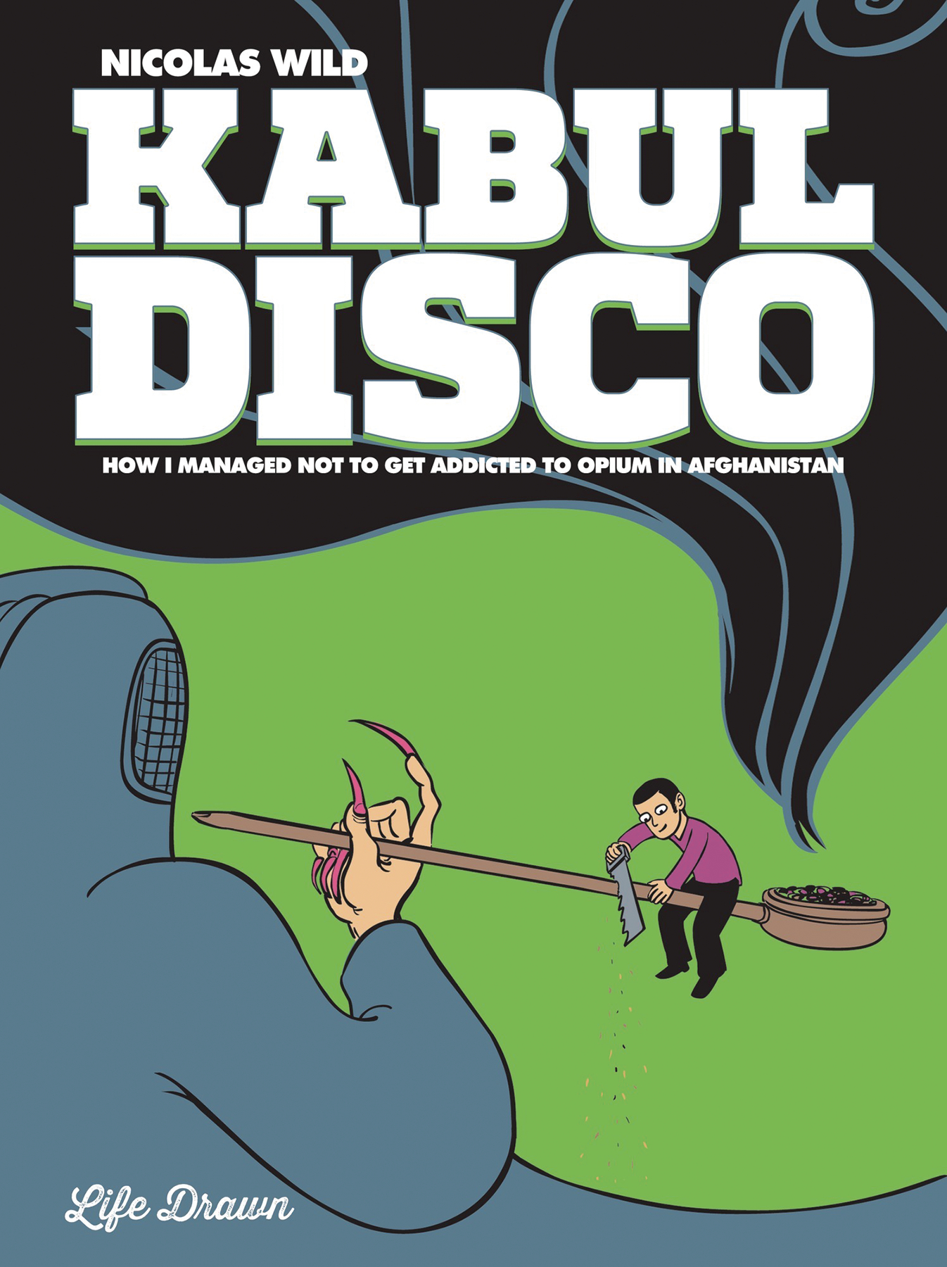 KABUL DISCO GN BOOK 02 (OF 2) MANAGED NOT ADDICTED OPIUM (MR
