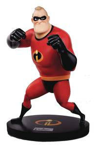 THE INCREDIBLES MC-007 MR. INCREDIBLE PX 1/4 SCALE STATUE