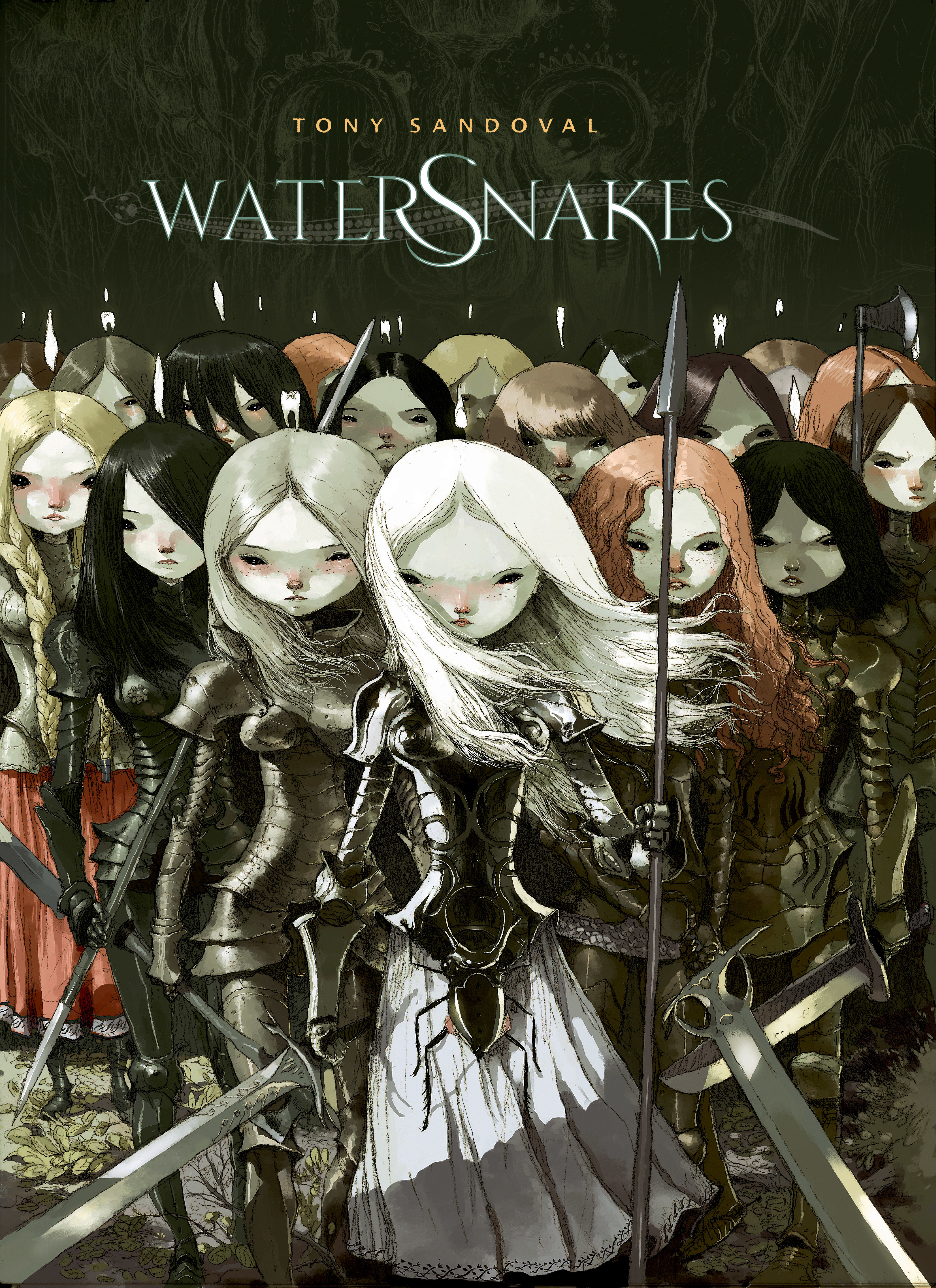 WATERSNAKES HC (MR)