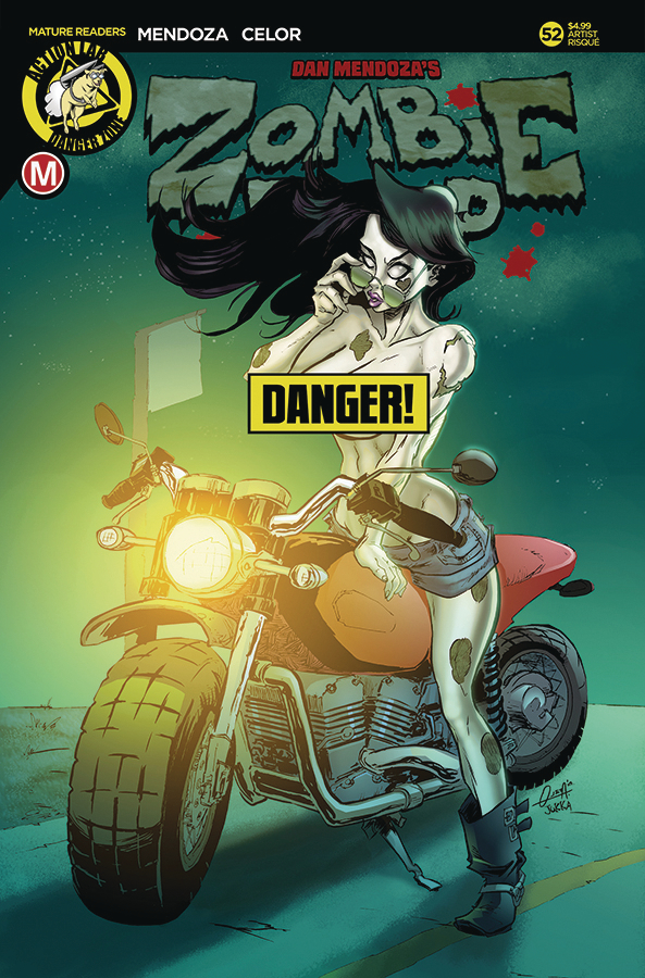 ZOMBIE TRAMP ONGOING #52 CVR D OJEDA RISQUE (MR)