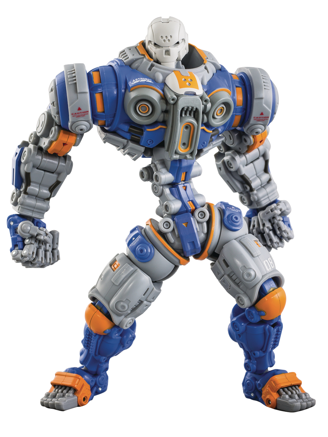 ASTROBOTS APOLLO ACTION FIGURE