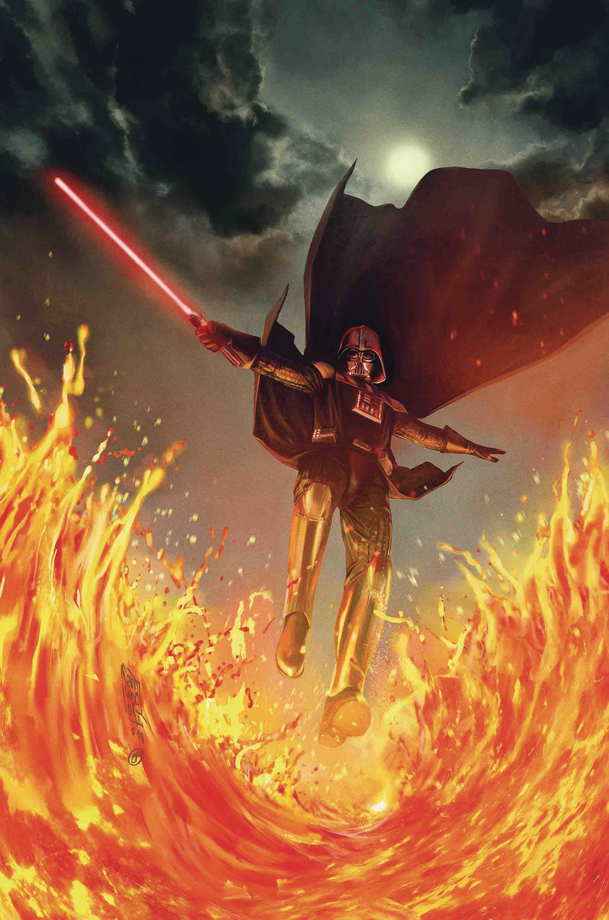 STAR WARS DARTH VADER #21