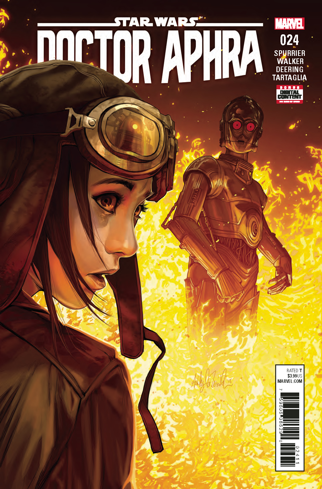 STAR WARS DOCTOR APHRA #24