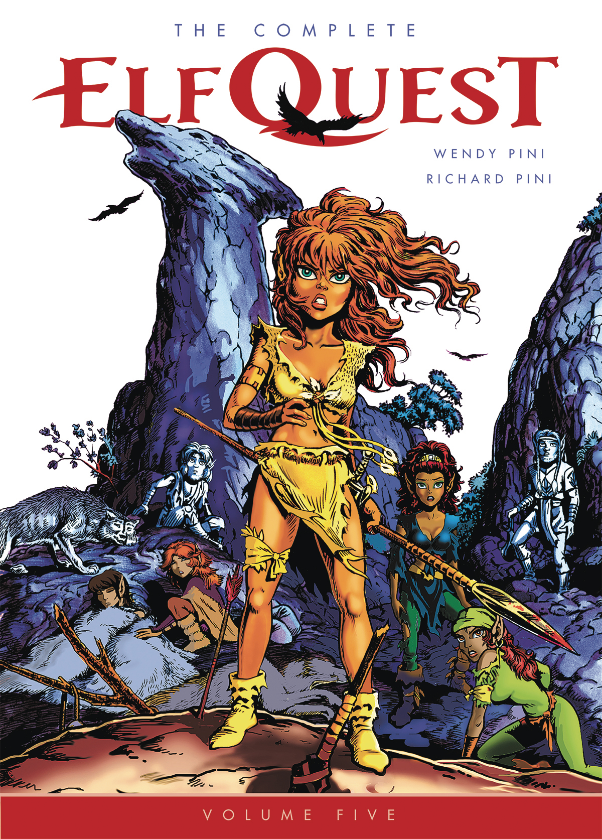 COMPLETE ELFQUEST TP VOL 05 (JUL180493)