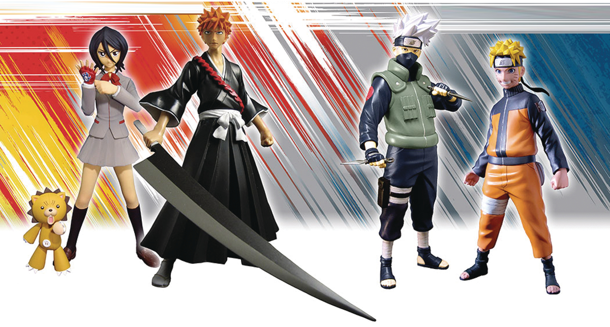 VIZ COLLECTION SERIES 1 FIGURE ASST